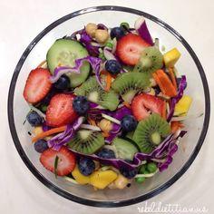 Salad Inspiration   Rebel Dietitian, Dana McDonald, RD