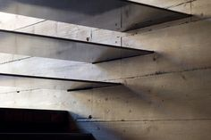 stair detail in carne restaurant by inhouse brand architects