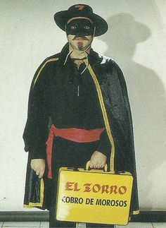 En dan Lievens persoonlijke favoriet: El Zorro del morosos.