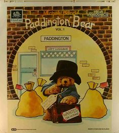 Paddington Bear (1975): I remember seeing this British TV series as a very small child, and that theme song still gets stuck in my head to this day.  An interesting blend of stop-motion animation and traditional drawn characters on cardstock placed within the 3D space.  Click for the pilot episode!