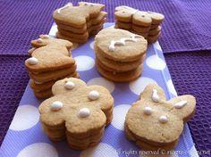 I frollini senza glutine sono biscotti semplicissimi da preparare con l'aiuto del tuo bimby. La frolla può essere usata anche per preparare una crostata.