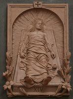 Fourteen Stations of the Cross Sculpture,Catholic Art,Koh-Varilla Guild Chicago
