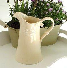 Cream Jug - vases £20