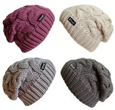 Loose curls + one of these beanies = perfection! Literally HAVE TO HAVE.