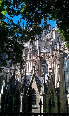 Jeroen Bosch kerk in Den Bosch