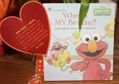 Cutest Elmo party ever part II