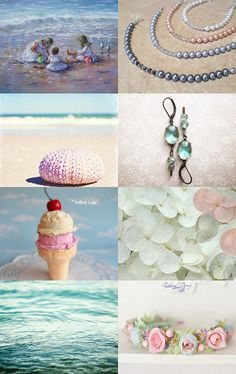 Waiting for summer... ❀༻ by Beth Lark on Etsy--Pinned with TreasuryPin.com