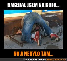 Nasedal jsem na kolo… Good Jokes, Funny Jokes, Pranks, Dreamworks, I Laughed, Haha, Comedy, Funny Pictures, Nerf