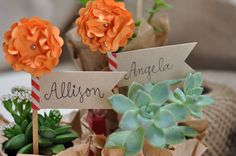 Happy Monday everyone. Let's start the week off with a fun new project! These easy paper flowers are a cinch to make – they take zero concentration so sit yourself in front of your favorite television show and start your project.  What you need: 1. Flower puncher, any shape will do. But I suggest ... [Read more...]