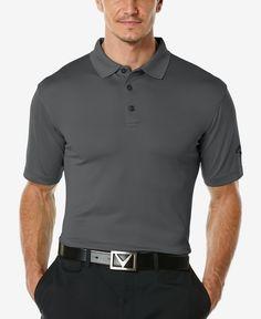 Callaway Men's Big & Tall OptiDri Golf Polo