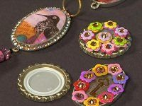 Mixed-Media Jewelry Making with Kristal Wick: http://bit.ly/HOabzL