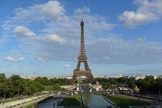 Autobús Bilbao - París con un 35% de descuento. París. Ciudad del amor. Torre Eiffel.