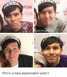 STOP PHIL JESUS YOU CANT BE THIS CUTE >>> Yes he can, yes he is, and yes he will. :)
