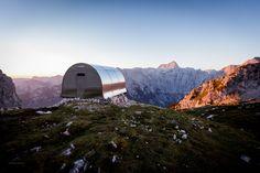 """Gallery of Alpine Shelter """"Bivak II na Jezerih"""" / AO - 1"""