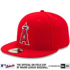 best loved cbf07 13f2d Los Angeles Angels Hat by New Era Pro Image Sports at Mall of America All on