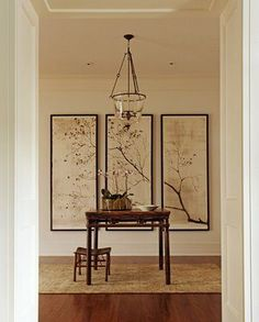 Asian Home Decor A wonderful and creative pool of advice to style a fabulous and exciting feature area. asian home decor simple vibe idea data shared on 20190124 Decor, Asian Interior Design, Interior, Asian Furniture, Asian Inspired Decor, Home Decor, House Interior, Interior Design, Asian Interior