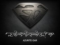 I am Azurite-Dar (Azurite of the house of DAR). Join your own Kryptonian House with the #ManOfSteel glyph creator http://glyphcreator.manofsteel.com/