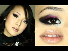 New Year's Sparkle Makeup tutorial http://www.frmheadtotoe.com  http://twitter.com/frmheadtotoe     Full blog entry:  http://www.frmheadtotoe.com/2011/12/new-years-sparkle-makeup-tutorial.html