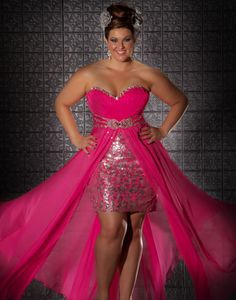 2013 Prom Dresses Plus Size Sweetheart Asymmetrical Sheath Column With  Beading Chiffon USD - VoguePromDresses cc4a1d6f21fa