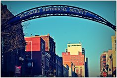 Market Street Wilmington DE  Photo by me(Elaine Kucharski)