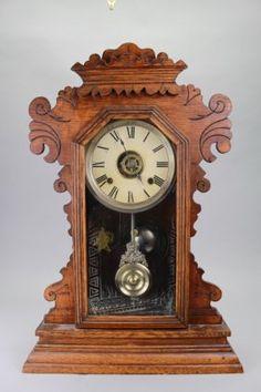 Antique Ansonia Mantel Clock                                                                                                                                                                                 More