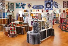 Southwest Decoratives & Kokopelli Quilting Company, located in Albuquerque, fosters an environment of hospitality, culture, and nature.