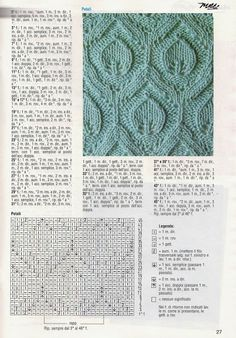 crochet/knitting library of stitches on Pinterest 1309 Pins