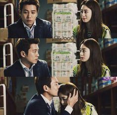 birth of a beauty kdrama cute couple love kiss