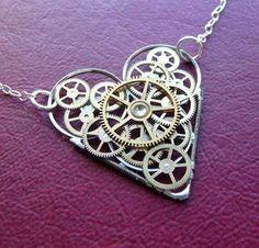 Steampunk jewelry | My Style