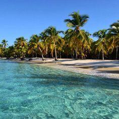 [Postales de madrugada] Respirar azul, respirar Caribe. Mar de mis amores ☀ #morrocoy #venezuelatequiero #travel #viajaelmundo