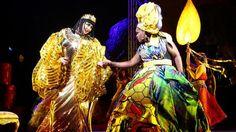 Aida 2015 Handa Opera on Sydney Harbour, Miljana Nikolic, Latonia Moore Singer Costumes, Queen Nefertiti, Opera Singers, Girl Dancing, Ancient Egypt, Fantasy, Celestial, American, Pictures