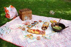 Cómo organizar una fiesta al aire libre