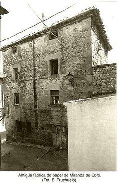 Fabrica de papel en calle la Picota