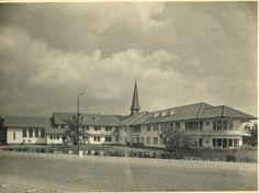 """Bejaardencentrum 'De Wartburg"""" Utrecht 1939"""