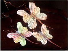 Πήλινες Πεταλούδες