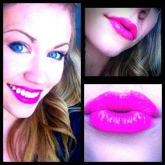 Maybelline Fuchsia Fever Review | A Girl's Gotta Spa! (sm) Top beauty blog, spa, hair care, makeup, beauty trends, skin care
