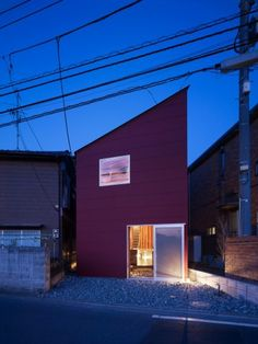 House in Seya / Suppose Design Office | ArchDaily