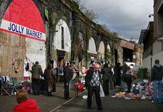Paddy's Market/The Briggait. Scotland Uk, Glasgow Scotland, Glasgow City, Year Old, Places To Visit, Street View, Portobello, Marketing, History