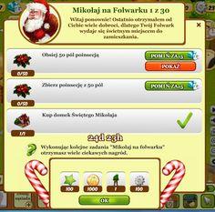 Mikołaj na Folwarku 1-5 – niezbędnik http://wp.me/p3IsQb-lP #alefolwark #letsfarm