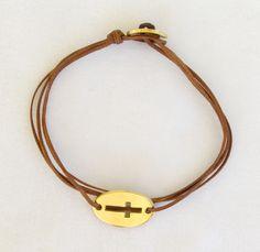 Boy Baptism, Unique Jewelry, Bracelets, Handmade Gifts, Leather, Etsy, Vintage, Greek, Kid Craft Gifts