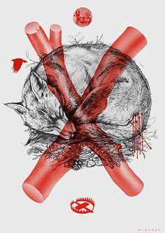 """""""Fox"""" by Maciek Wolański"""