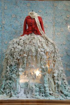 Anthro jupe crochetée en flocons