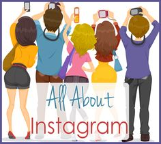 What's So Great About Instagram? ~ The Inside Scoop from Favorite Bloggers www.oneshetwoshe.com