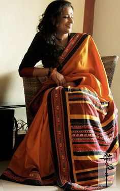 saree by MORA