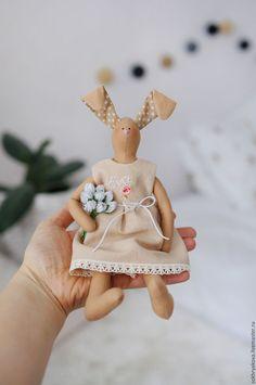 Lovely Tilda bunny toy