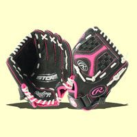 This Rawlings Storm Youth Fastpitch Softball Glove features a inch pattern which is recommended for players under the age of six Fastpitch Softball Gloves, Softball Bows, Softball Shirts, Softball Cheers, Softball Pitching, Youth Baseball Gloves, Baseball Helmet, Baseball Mom, Softball Crafts