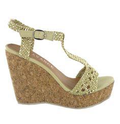 Zapato de verano de Menbur (ref. 6422) Summer shoes by Menbur (ref. 6422)