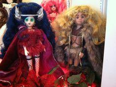 Countess Voultera & The Barnarian