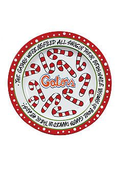 how do I not have this? Florida Gators Christmas Plate