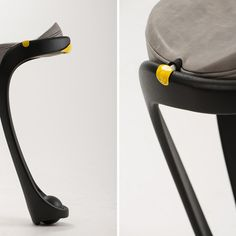 In the Details: The Rotating Saddle Seat of Dor Ohrenstein's Opus Chair